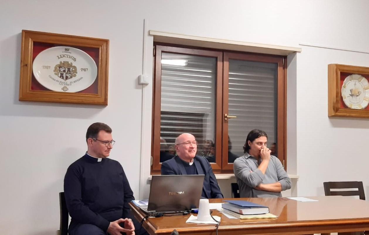 Presentazione Padre Vasile