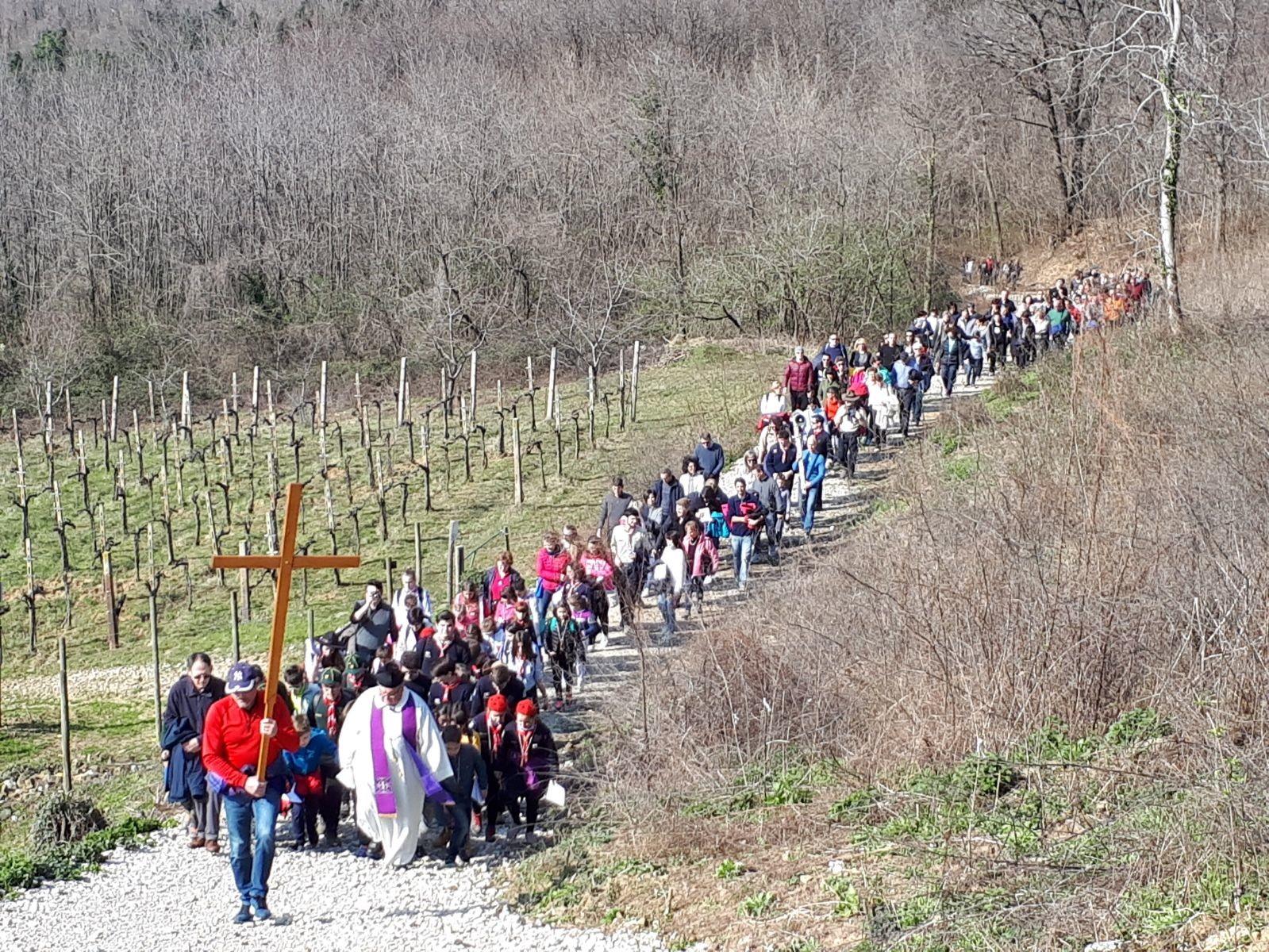 Via Crucis Monte Calvario
